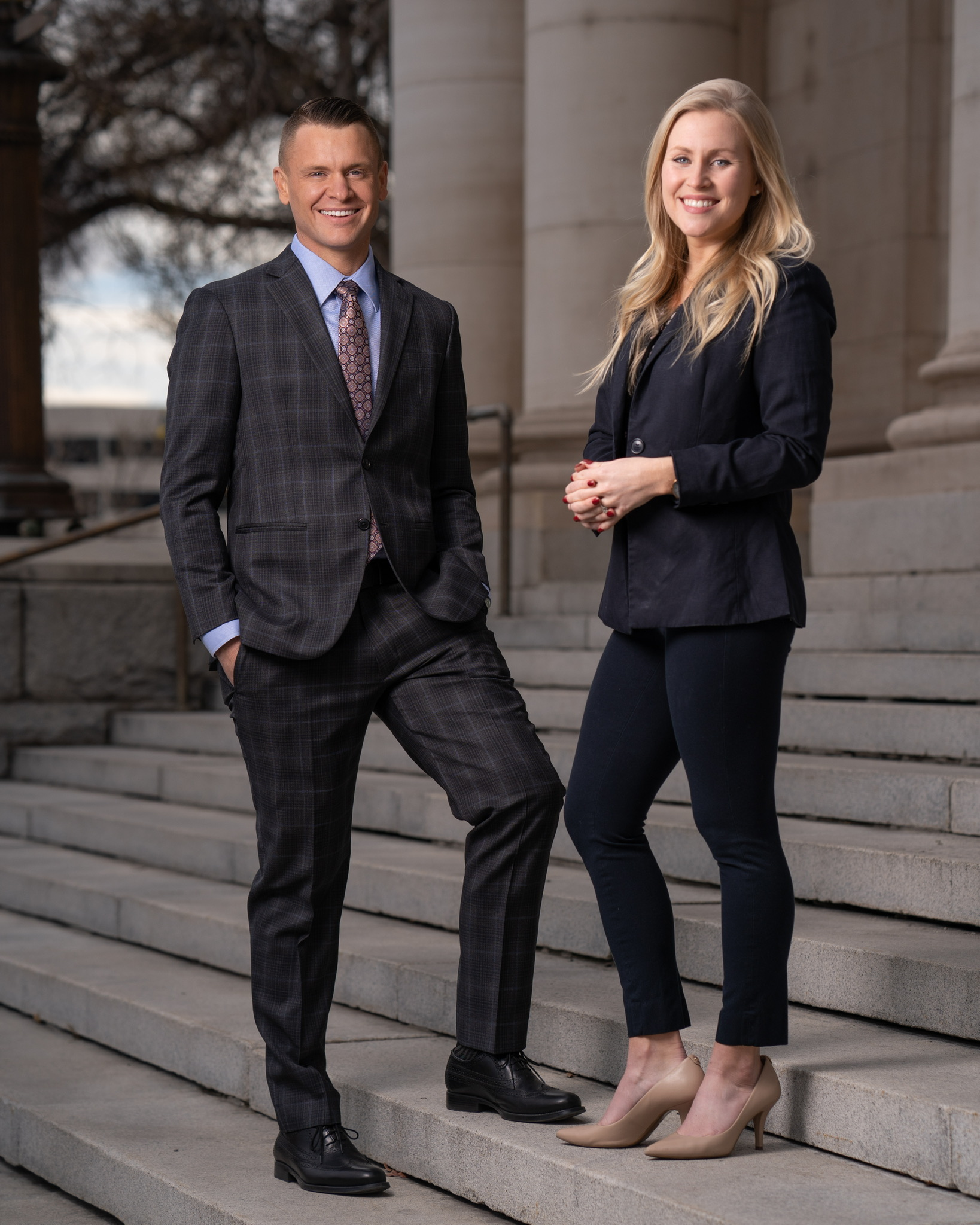 Mathew Work and Rebeca J. Carlson - Reno Attorneys